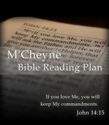 m Cheyne Bible Reading Plan