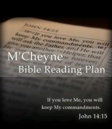 m Cheyne Bible Reading Plan